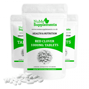 red clover tablets